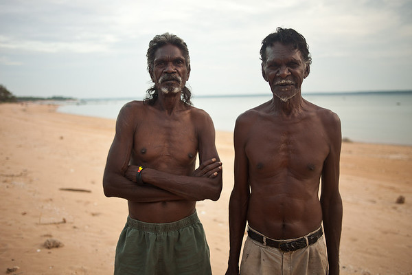 The Elders of Galiwinku, Northern Australia